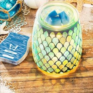 Scentsy Mermaid warmer